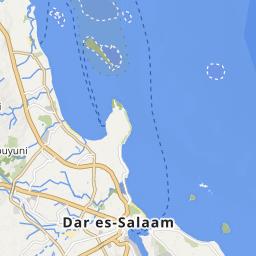 Port of Dar es Salaam in Tanzania - vesseltracker com