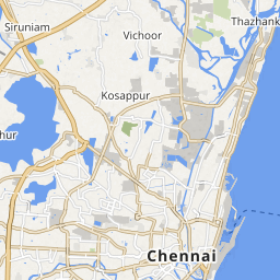 Port Of Ennore In India Vesseltracker Com