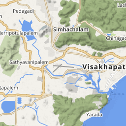 Port Of Visakhapatnam In India Vesseltracker Com